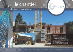 Saint Pierre les Elbeuf – T3 – Rue de la Comète de Halley
