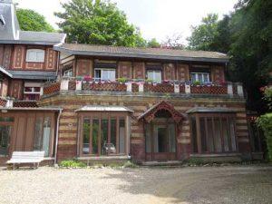 Amfreville-la-Mivoie – Château Lacoste
