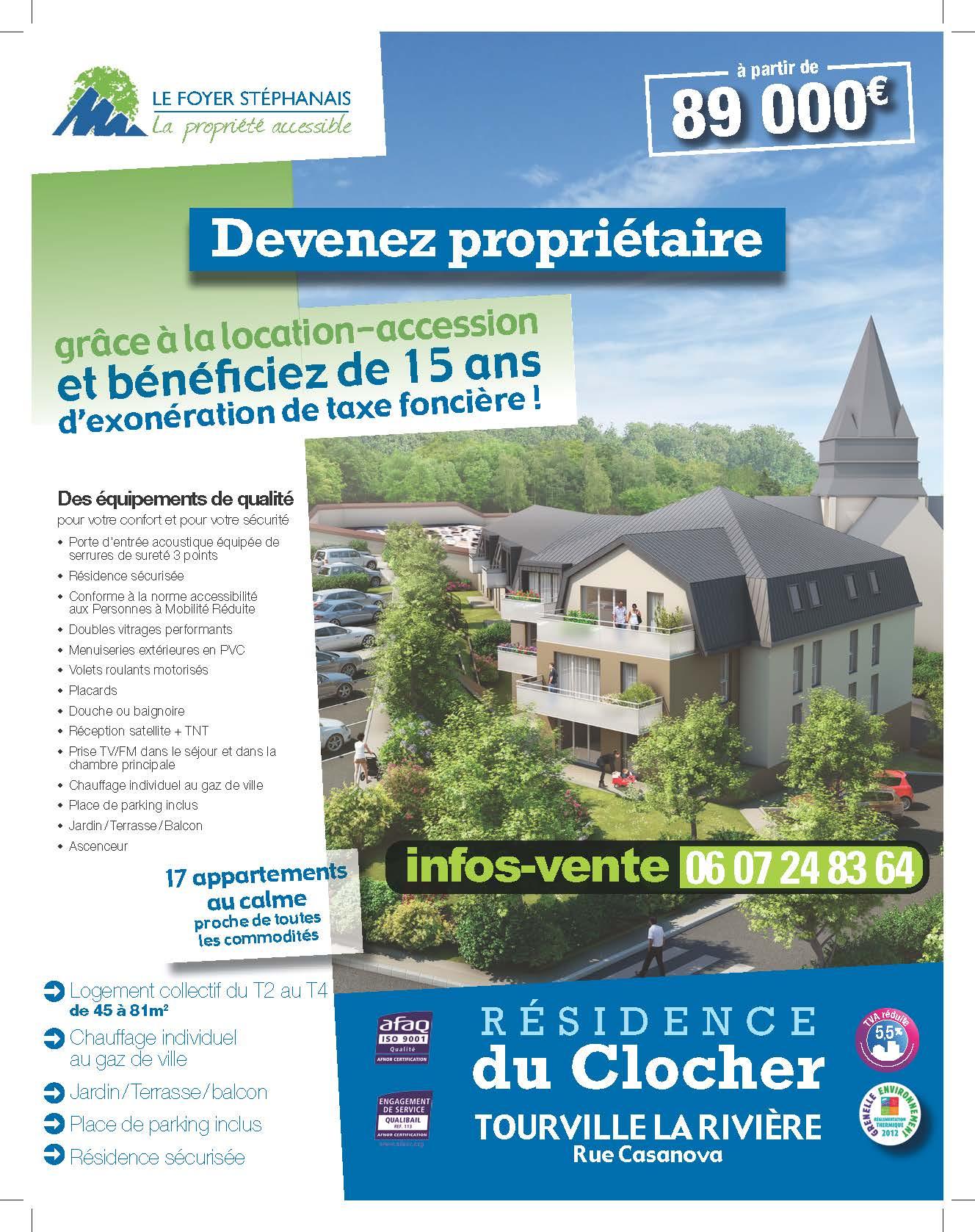 résidence du clocher_tourville la rivière_2017