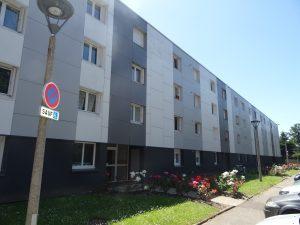 Appartement à louer – Le Foyer Stéphanais – Cléon – Rue Lenotre – Résidence Jade