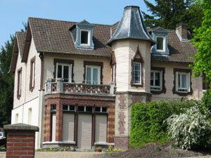 T4 Amfreville-la-Mivoie – Château Lacoste
