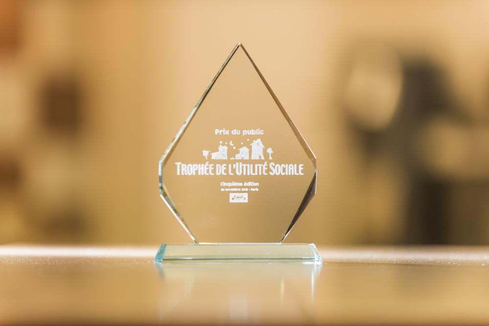 ALFI – Trophée de l'Utilité Sociale – ( 26.11.2018 ) – 3
