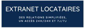 Plaquette information pour Extranet locataires PDF