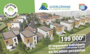 Val de Reuil : 27 logements en location-accession